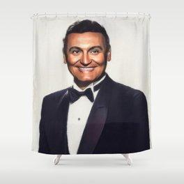 Frankie Laine, Music Legend Shower Curtain