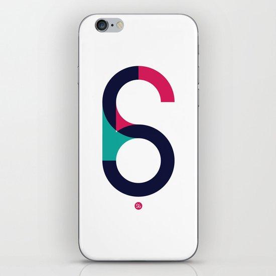 S6 iPhone & iPod Skin