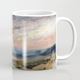 John Constable Hampstead Heath, with Pond and Bathers Coffee Mug