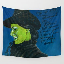 Elphaba-Wicked Wall Tapestry