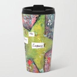 Embrace the Irony Travel Mug