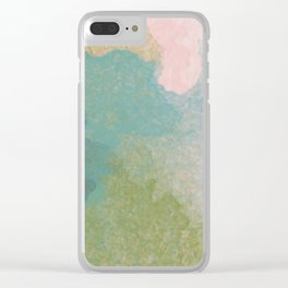 222 Clear iPhone Case