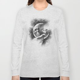 The Stillness of the Fall Long Sleeve T-shirt