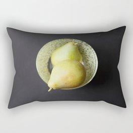 Pears Still life Rectangular Pillow
