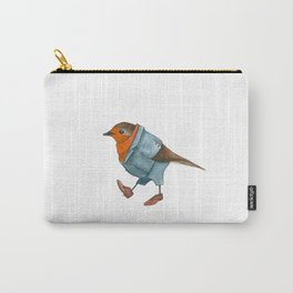 Robin in suit Carry-All Pouch