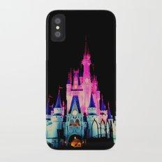 disney castle Slim Case iPhone X