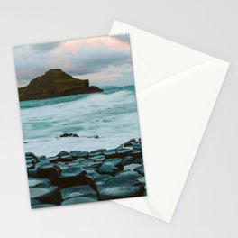 Giant's Causeway at Sunrise Stationery Cards