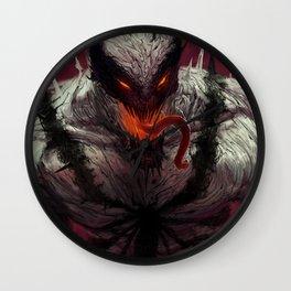 Anti-Venom Wall Clock