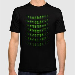 Binary Code Inside T-shirt