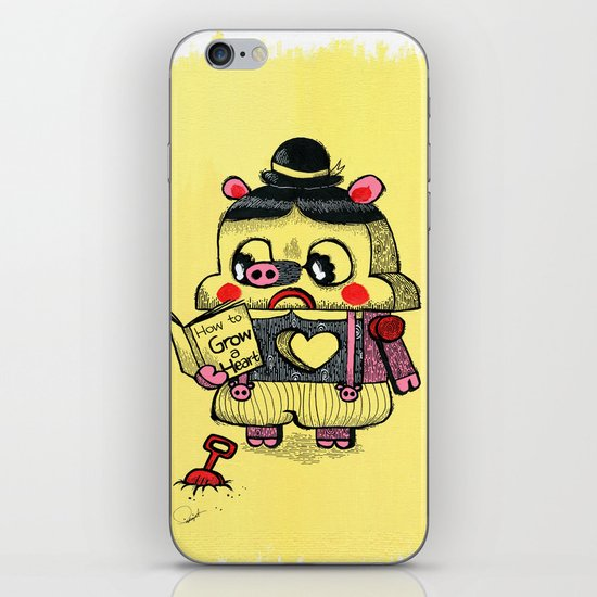To be real iPhone & iPod Skin