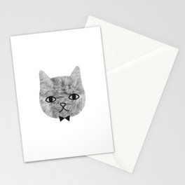 The sweetest cat Stationery Cards
