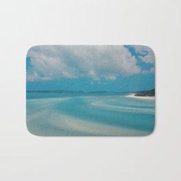 Whitehaven Beach Bath Mat