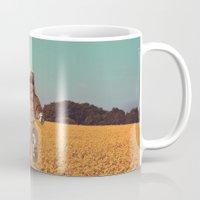 hello Mugs featuring Hello by @slimesunday