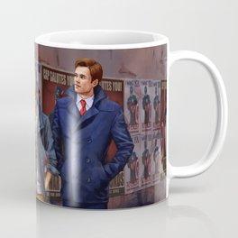 BuckyCap Salutes You Coffee Mug
