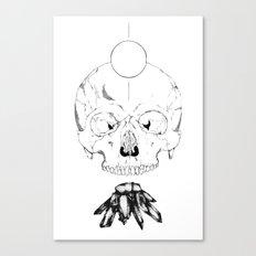 Geoffry Canvas Print
