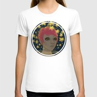 astronaut T-shirts featuring Astronaut by Edge