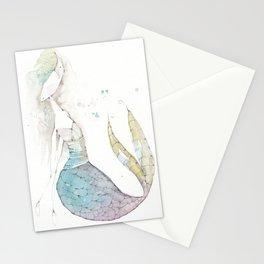 mermie no. 1 Stationery Cards