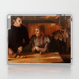 """""""It's late for that, Puck."""" Laptop & iPad Skin"""