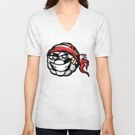 Football - Gibraltar Unisex V-Neck