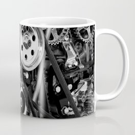 engine Coffee Mug
