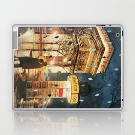 Rain Cant Touch Us Laptop & iPad Skin