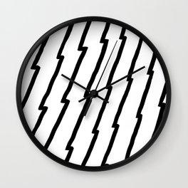 Raw Pattern Series: n.2 Wall Clock