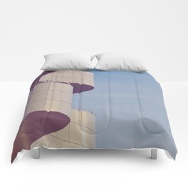 Structured Waves Comforters