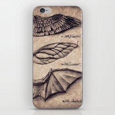 Fearow Charizard Scyther iPhone & iPod Skin