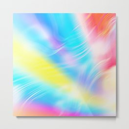 Colorful  background Metal Print