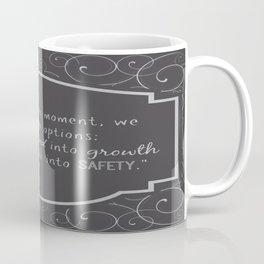 Abraham Maslow Quote Coffee Mug