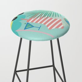 Palm Springs Ready Bar Stool