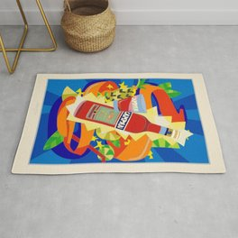 Vintage Cordial Campari Limited Edition Advertisement Poster #2 of 8 originally limited to 70 by Ugo Rug