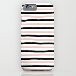 Modern lines  iPhone Case