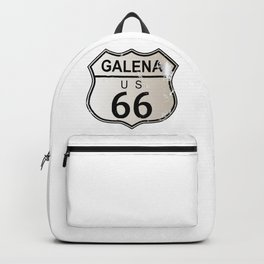 Galena Route 66 Backpack