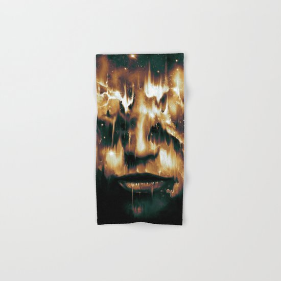 Blind Fate Hand & Bath Towel