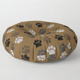 Dog - Paws Floor Pillow