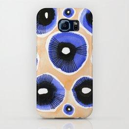 Poppy Eyed iPhone Case