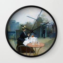 Plein Air - Digital Remastered Edition Wall Clock