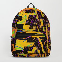 Puzzle by shards Backpack