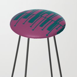 Pianisti Greenpu Counter Stool