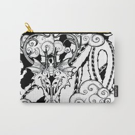 Korean Dragon Carry-All Pouch