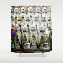 Kamakura 5 Shower Curtain