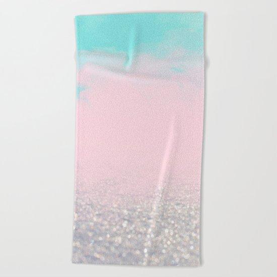 All That Shimmers.. Society6 #decor #buyart Beach Towel