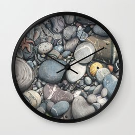 Beach 3 Wall Clock