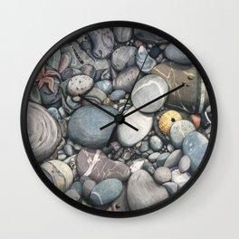 Beach 3 Wall Clock