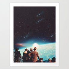 We Have Been Promised Eternity Art Print