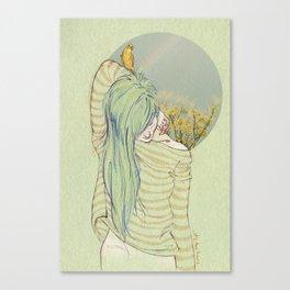 2 am Canvas Print