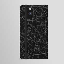 squiggy iPhone Wallet Case