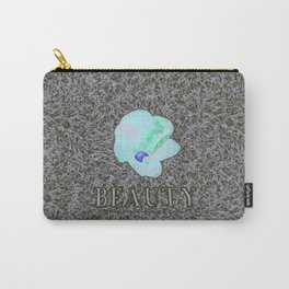 Beauty (Blue) Carry-All Pouch