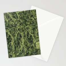 Plant Matter Pattern Stationery Cards
